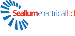 Small Seallum Electrical Logo